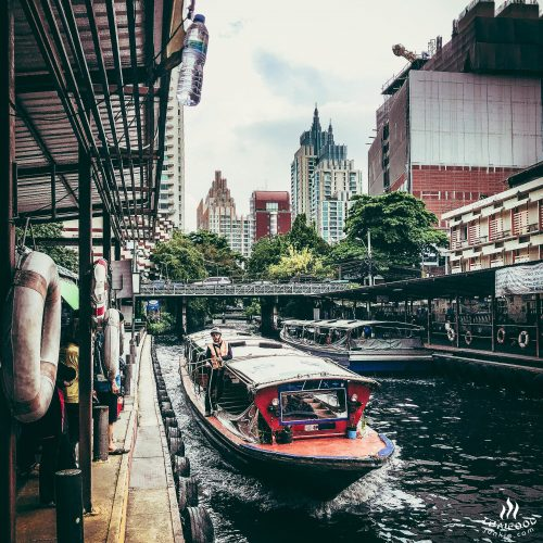 Must do: Khlong-Bootsfahrt in Bangkok